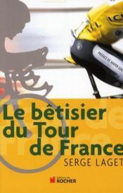 Le bêtisier du Tour de France - Couverture - Format classique