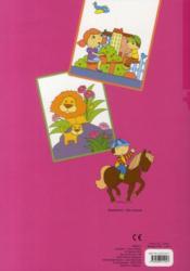 J'AIME COLORIER ; j'aime colorier ; zoo - 4ème de couverture - Format classique
