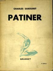 Patiner. - Couverture - Format classique