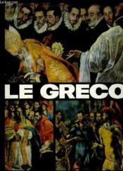 Le Greco - Couverture - Format classique