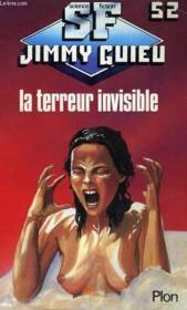 La Terreur Invisible - Couverture - Format classique