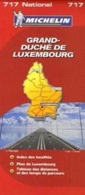 Grand duché du luxembourg - Couverture - Format classique