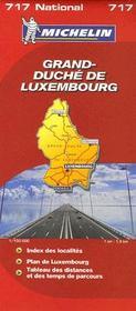 Grand duché du luxembourg - Intérieur - Format classique