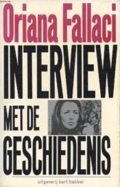 Interview Met De Geschiedenis - Couverture - Format classique