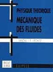 Physique Theorique Mecanique Des Fluides - Couverture - Format classique