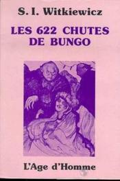 622 Chutes De Bungo (Les) - Couverture - Format classique