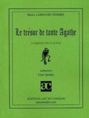 Le tresor de tante agathe - Couverture - Format classique