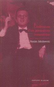 Confessions d'un pornocrate romantique - Intérieur - Format classique