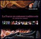 La France en costumes traditionnels - Intérieur - Format classique
