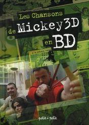 Les chansons de mickey 3D en bd - Intérieur - Format classique