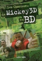 Les chansons de mickey 3D en bd - Couverture - Format classique