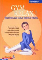 Gym Relax ! - Intérieur - Format classique