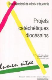 Revue Lumen Vitae (édition 2003/2004) - Couverture - Format classique