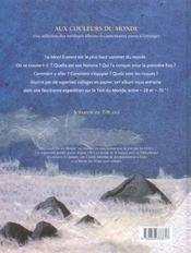 Sur le toit du monde - 4ème de couverture - Format classique