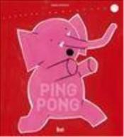Ping-pong - Couverture - Format classique