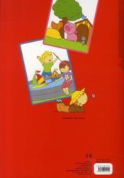 J'AIME COLORIER ; j'aime colorier ; marché - 4ème de couverture - Format classique