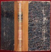 REVUE DE LÉGISLATION ET DE JURISPRUDENCE; 14ème année, Nouvelle coll., Année 1848, t. I (janvier - avril 1848) - Couverture - Format classique