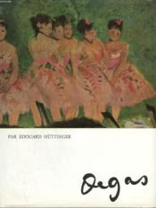 Degas. - Couverture - Format classique