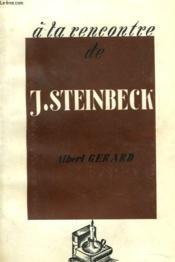A La Rencontre De John Steinbeck - Couverture - Format classique