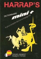 Dictionnaire mini-plus Harrap's ; espagnol-français / français-espagnol (édition 2005) - Intérieur - Format classique