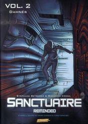 Sanctuaire reminded t.2 - Intérieur - Format classique