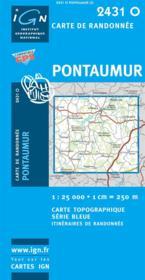 Pontaumur - Couverture - Format classique