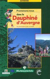 Promenons-Nous Dans Le Dauphiné D'Auvergne - Intérieur - Format classique
