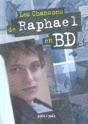 Les chansons de raphaël en bd - Intérieur - Format classique