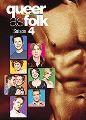 Queer As Folk - Saison 4 - Couverture - Format classique