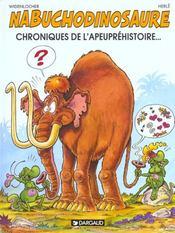 Chroniques De L'Apeuprehistoire - Intérieur - Format classique