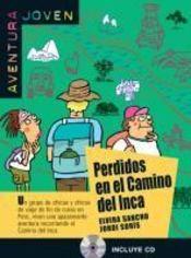 Perdidos en el camino del inca - Couverture - Format classique