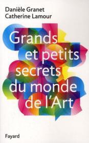 telecharger Grands et petits secrets du monde de l'art livre PDF en ligne gratuit