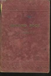 English. Second Book. - Couverture - Format classique