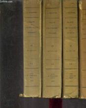 Traite Des Privileges & Hypotheques Livre Iii Titres Xviii Et Xix Du Code Civil / En 4 Tomes. - Couverture - Format classique