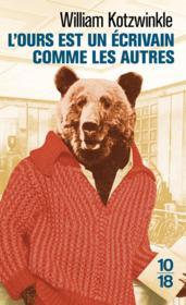 L'ours est un écrivain comme les autres - Couverture - Format classique