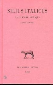 Guerre punique t4 l14-17 (la) - Couverture - Format classique