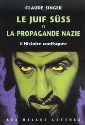 Juif suss et la propagande nazie - Intérieur - Format classique