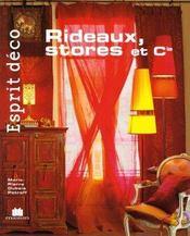 Rideaux, stores et cie - Intérieur - Format classique
