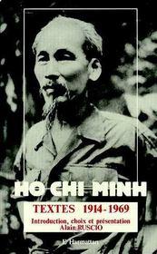 Ho chi minh ; textes, 1914- 1969 - Intérieur - Format classique