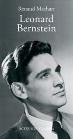 Léonard Bernstein - Couverture - Format classique