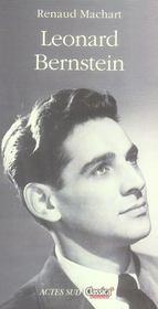 Léonard Bernstein - Intérieur - Format classique
