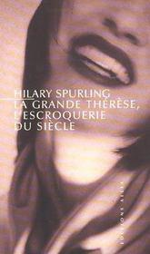 Grande Therese (La) - Intérieur - Format classique