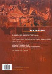 Yiu t.4 ; prie pour qu'elle meure - 4ème de couverture - Format classique