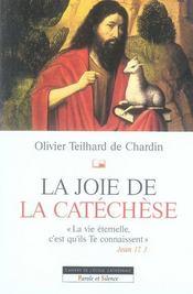 La joie de la catéchèse - Intérieur - Format classique