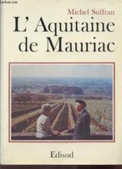 L'aquitaine de mauriac - Couverture - Format classique