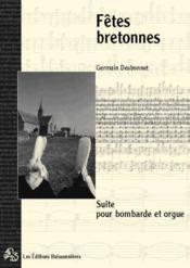 Fêtes bretonnes - Couverture - Format classique
