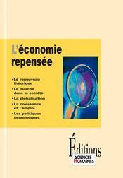 L'économie repensée - Intérieur - Format classique