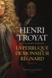La perruque de Monsieur Régnard - Couverture - Format classique