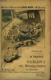 Dans Les Airs. La Traversee Du Sahara En Montgolfiere. - Couverture - Format classique
