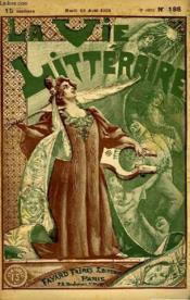 Vieilles Gens. La Vie Litteraire. - Couverture - Format classique